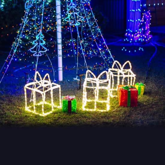 Immagini Luci Natalizie.Luci Di Natale