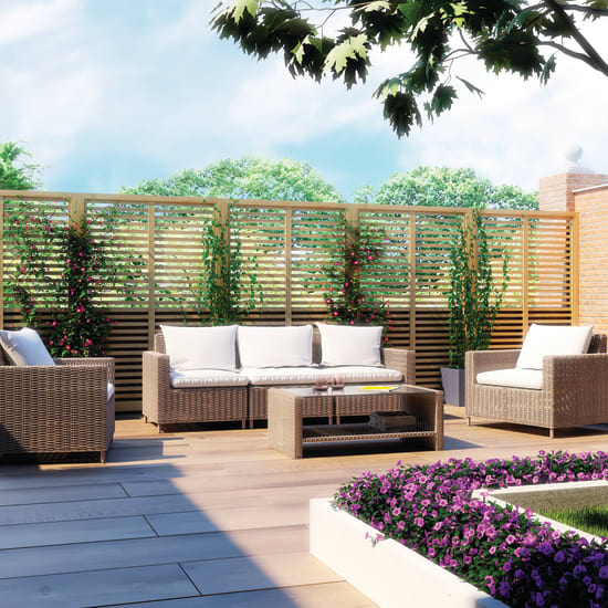 Arredo giardino terrazzo e giardinaggio offerte e prezzi for Soluzioni per giardino