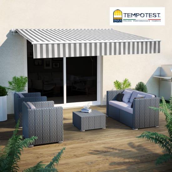 Tende Da Esterno Tempotest.Tempotest Para Tende Da Sole Per Il Terrazzo E Il Balcone Prezzi E