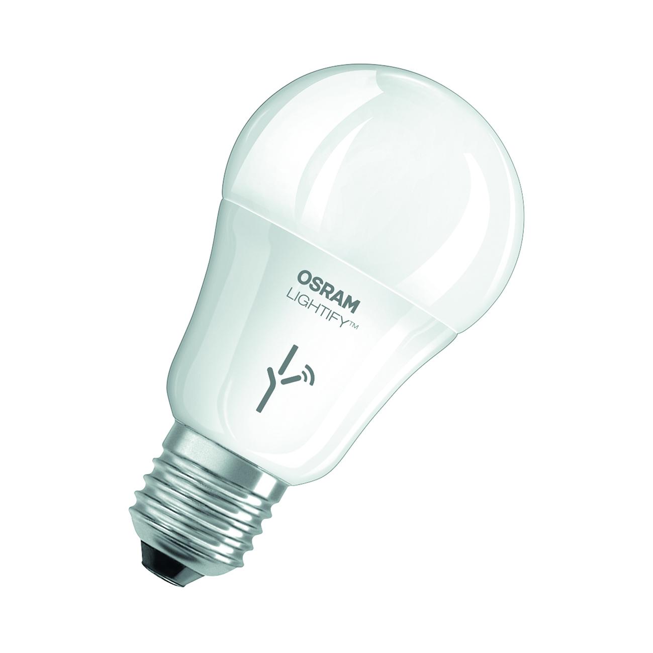 Lampadina-smart-LED-Osram-Lightify-Classic-A60-tunable-white-E27-=60W-goccia-luce-CCT-35492751