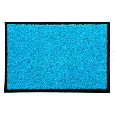 Zerbino Wash&clean azzurro 40 x 60 cm