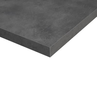 Piano cucina su misura laminato Copperf. grigio 2 cm