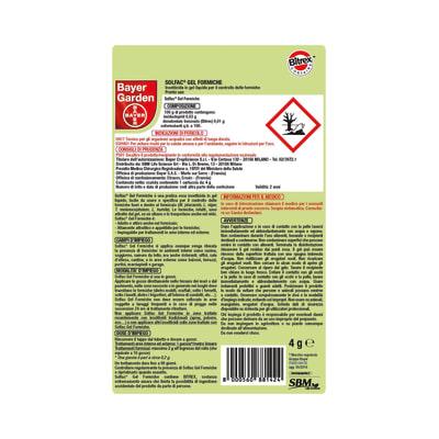 Esca gel Solfac Bayer 4 g