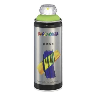 Smalto spray Platinum verde primavera satinato 400 ml