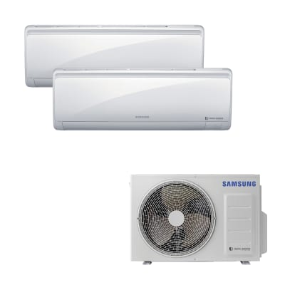 Climatizzatore fisso inverter dualsplit Samsung AJ040NCJ2EG Maldives 9000 + 12000 BTU classe A+++
