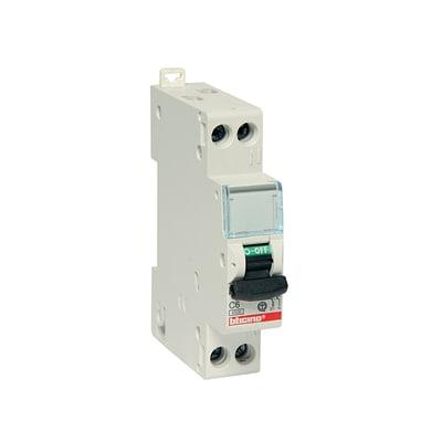 Interruttore magnetotermico BTicino FC881C16 1P + N 16 A