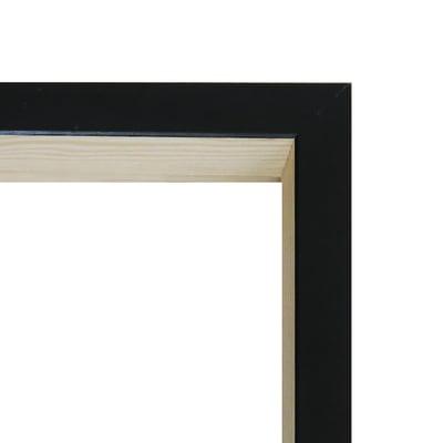 Cornice Sbang nero 50 x 70 cm