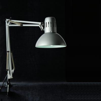 Lampada da scrivania Inspire Arquitecto nickel
