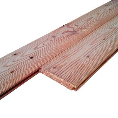 Listone pavimento prima scelta larice spazzolato naturale for Perline legno leroy merlin