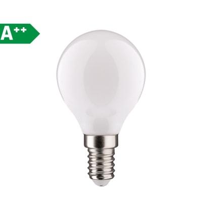 Lampadina LED Lexman E14 =48W sfera luce naturale 360°