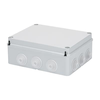 Cassetta a parete L 285 x H 105 x P  230 mm