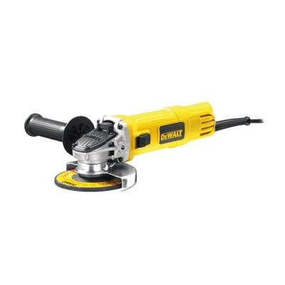 Smerigliatrice angolare DeWALT DWE4156-QS 900 W