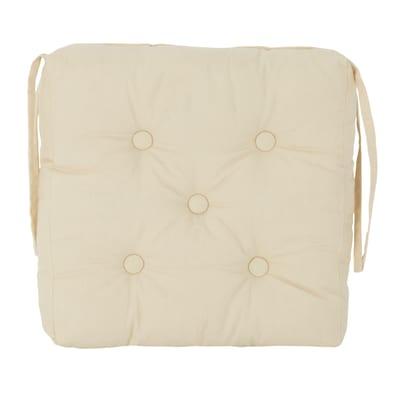 Cuscino per sedia Clea ecru 40 x 40 cm prezzi e offerte online ...