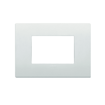 Placca 3 moduli Vimar Arké bianco