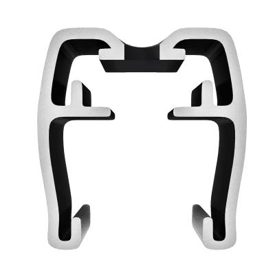 Kit per fissaggio tessuto schermante Premium L 15 x H 18 cm
