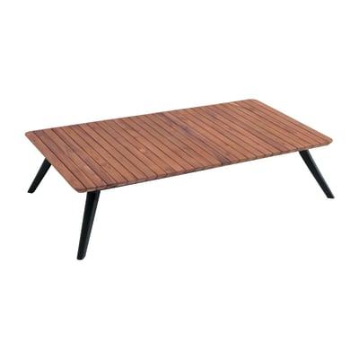 Tavolino Cosmo, 156 x 80 cm nero