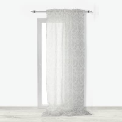 Tenda Carrara ecru 140 x 300 cm