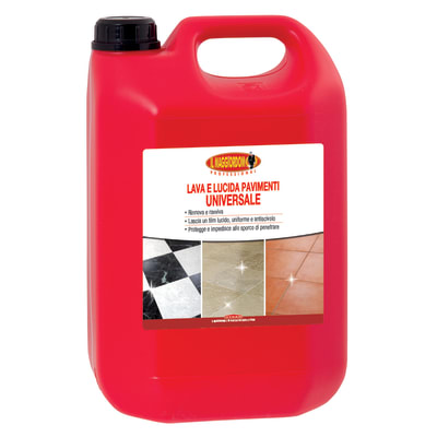 Detergente Maggiordomo Lava e lucida 5 L