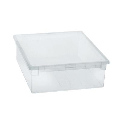 Scatola Light Box 52 XL L 37,6 x P 52 x H 13,9 cm trasparente