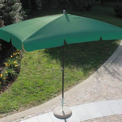 Ombrellone 2,2 x 1,2 m verde