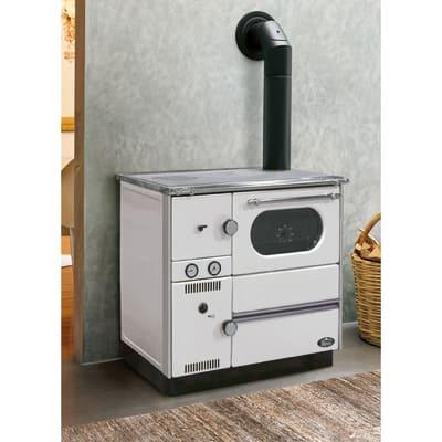 Termocucina a legna Betty Thermo 22,9 kW prezzi e offerte online ...