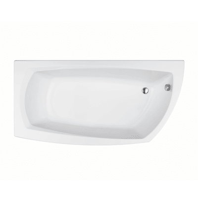Vasca Cloe 170 x 70/80 cm sx