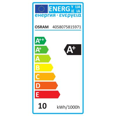 Lampadina LED Osram E27 =76W luce naturale 200°
