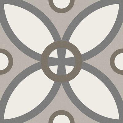 Piastrella Art Deco 20 x 20 cm multicolor