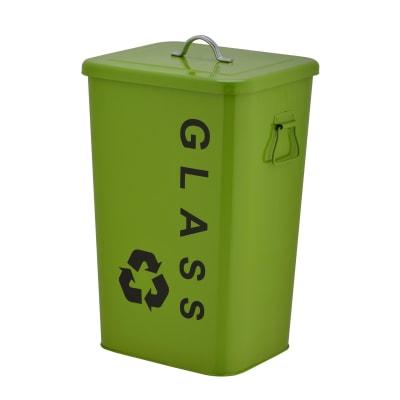 Pattumiera Dustbin 26 L verde