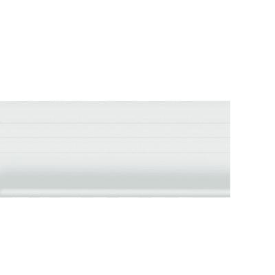 Battiscopa Basic bianco 7 x 70 x 2000 mm 10 pezzi