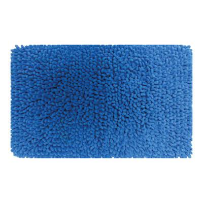 Tappeto bagno Time blu