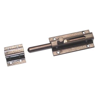 Catenaccio trasversale portalucchetto 70 mm 34 mm