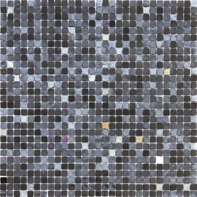Mosaico Pearl 31,8 x 31,8 cm nero