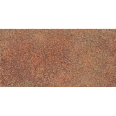 Piastrella Casale 16 x 33,3 cm rosso