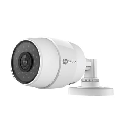 Telecamera wireless da esterno fissa con visione notturna Ezviz C3C