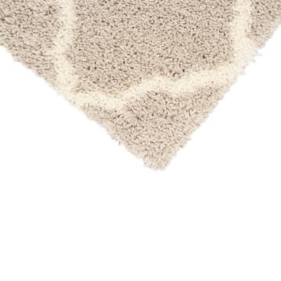Tappeto Boston beige 60 x 120 cm