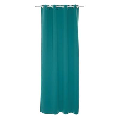 Tenda Oscurante occhielli verde 140 x 280 cm