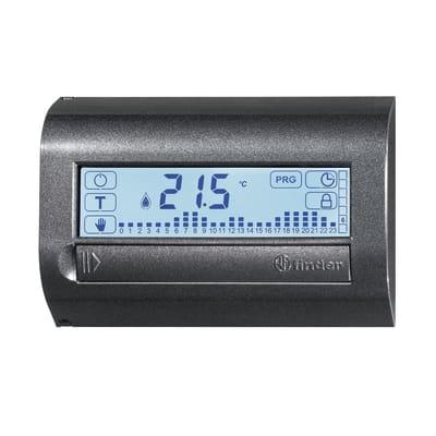 Cronotermostato Finder Basic Settimanale 1C7190032007