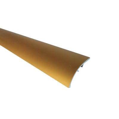 Soglia adesiva oro L 90 cm