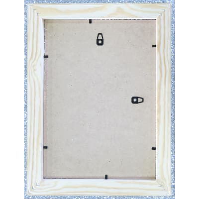 Cornice Brilla argento 40 x 60 cm