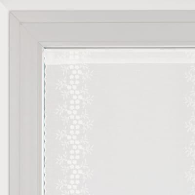 Tendina a vetro per portafinestra Aida naturale 60 x 240 cm