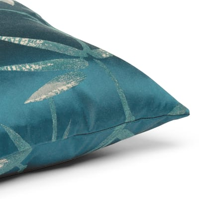 Cuscino Prisca blu 40 x 40 cm