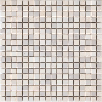 Mosaico Mineral 30 x 30 cm beige
