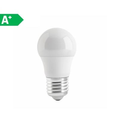 3 lampadine LED Lexman E14 =40W sfera luce fredda 300°