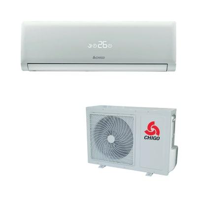 Climatizzatore fisso inverter monosplit Chigo 169 CS-50V3A-1B169AE2B-W3 18000 BTU classe A++