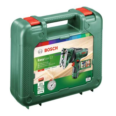 Seghetto alternativo a batteria Bosch EasySaw 12 V
