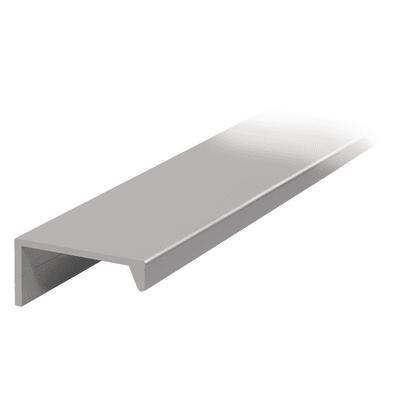 Maniglia per mobili grigio opaco