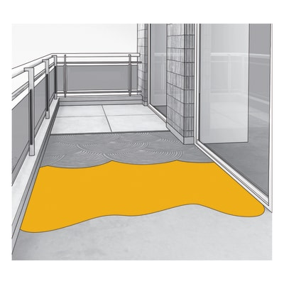 Membrana liquida bituminosa Sikalastic® Black Sika 5 kg