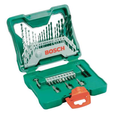 Trapano a filo Bosch EasyImpact + set 33 accessori foratura e avvitamento, 570 W