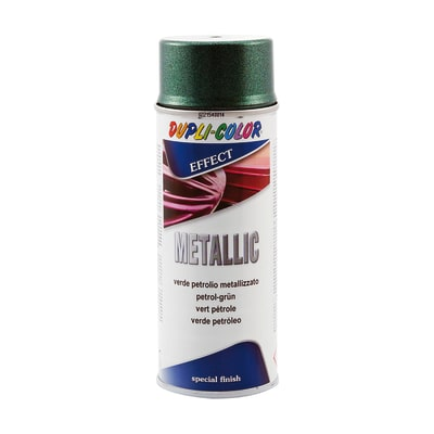 Smalto spray Metallic petrolio diamantato 400 ml